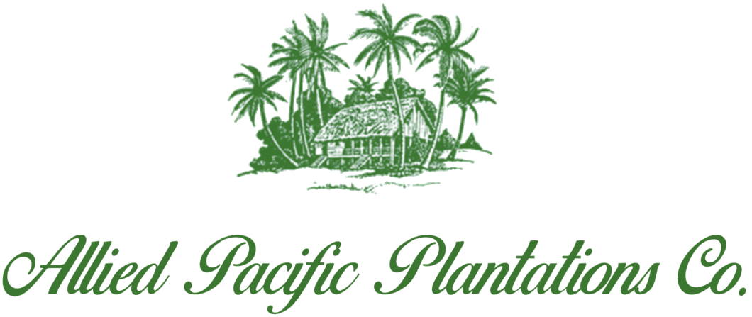 Allied Pacific Plantations Co Ltd